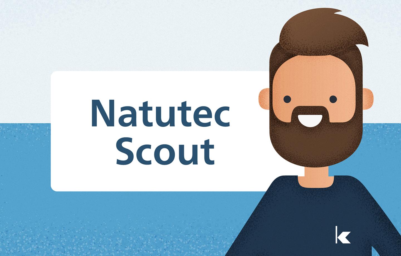 Campagne Natutec scout
