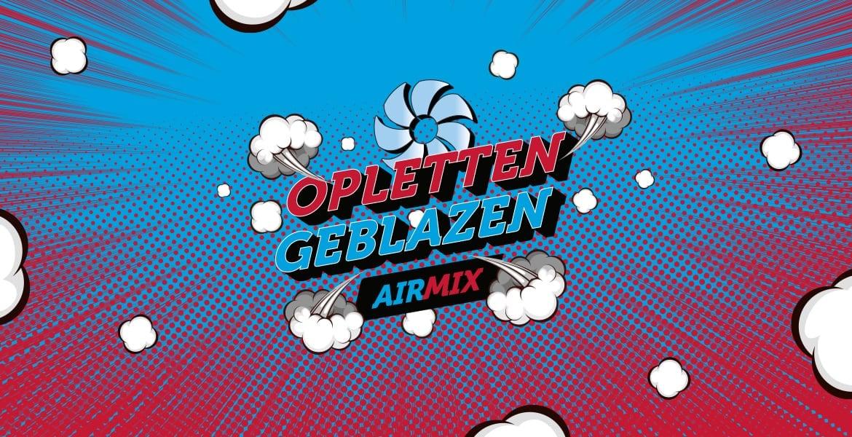 Campagne beeldmerk Airmix