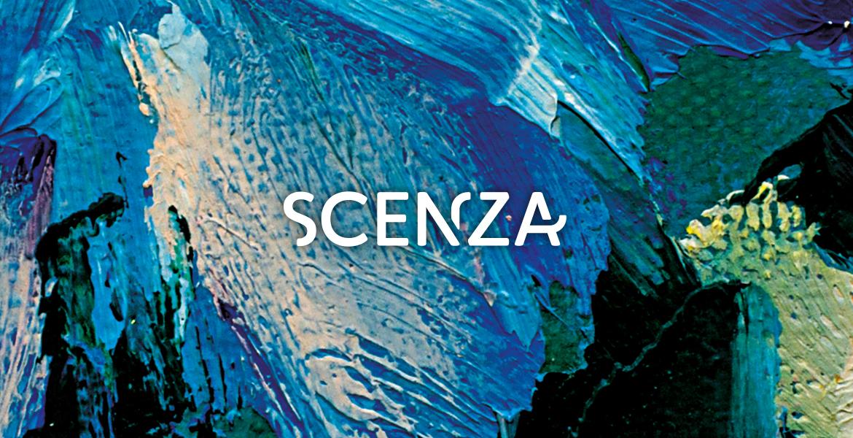 Merkbeleving Scenza Logo